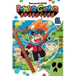POWER GAMER ADVENTURE T01 - Manga au prix de 6,95€