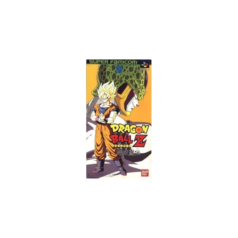 SN DRAGON BALL Z SUPER BUTOUDEN (IMPORT JAP) - Jeux Super NES au prix de 29,95€