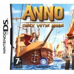 DS ANNO CREEZ VOTRE MONDE - Jeux DS au prix de 6,95€