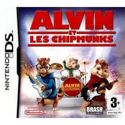 DS ALVIN ET LES CHIPMUNKS - Jeux DS au prix de 29,95€