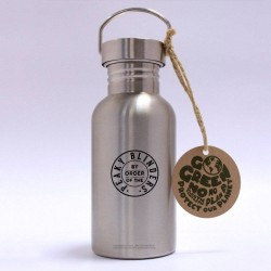 BOUTEILLE ALLUMINIUM PEAKY BLINDERS BY ORDER OF 500ML - Mugs au prix de 19,95€
