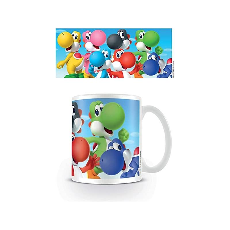 MUG SUPER MARIO YOSHI 300ML - Mugs au prix de 9,95€