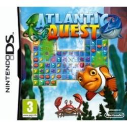 DS ATLANTIC QUEST - Jeux DS au prix de 14,95€