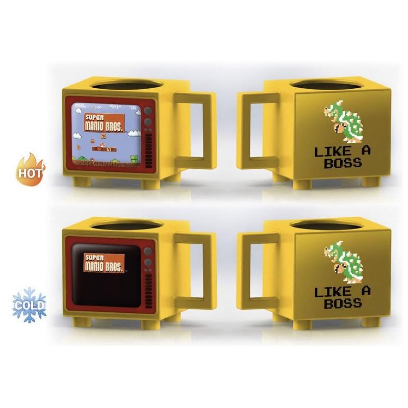 MUG THERMIQUE SUPER MARIO BROS 500ML - Mugs au prix de 14,95€