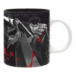 MUG BERSERK GUTS AND GRIFFITH 320ML - Mugs au prix de 9,95€