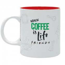 MUG FRIENDS CENTRAL PARK 320ML - Mugs au prix de 9,95€
