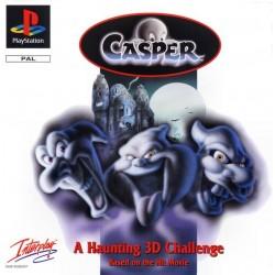 PSX CASPER A HAUNTING 3D CHALLENGE - Jeux PS1 au prix de 14,95€