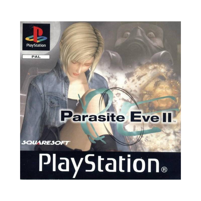 PSX PARASITE EVE II - Jeux PS1 au prix de 29,95€