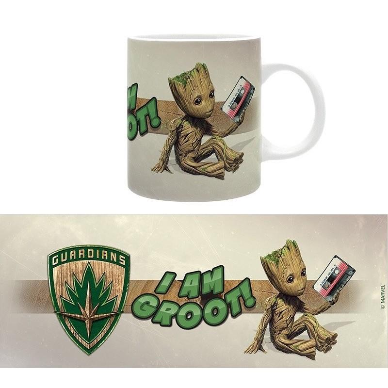 MUG MARVEL GROOT 320ML - Mugs au prix de 9,95€