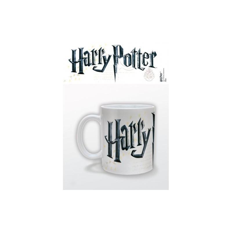 MUG HARRY POTTER LOGO 300ML - Mugs au prix de 9,95€