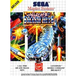 MS ARCADE SMASH HITS - Jeux Master System au prix de 9,95€