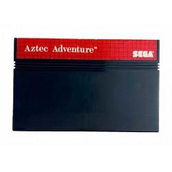 MS AZTEC ADVENTURE (LOOSE) - Jeux Master System au prix de 0,95€