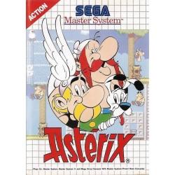 MS ASTERIX (SANS NOTICE) - Jeux Master System au prix de 5,95€