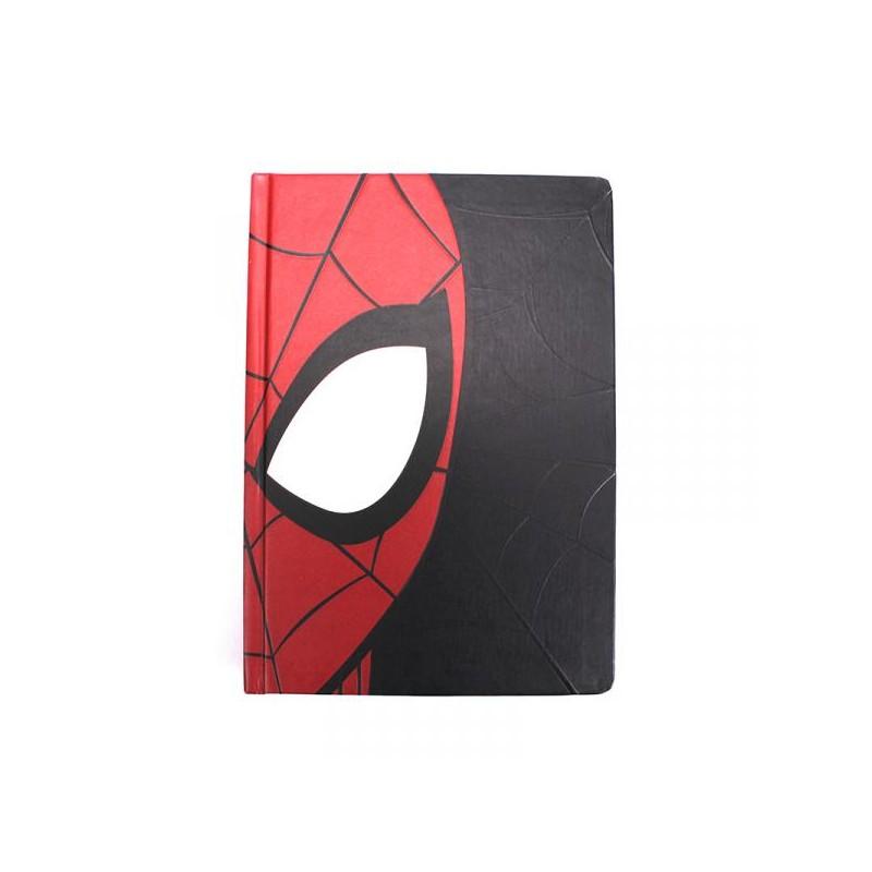 CARNET MARVEL SPIDER MAN NOTEBOOK A5 - Papeterie au prix de 11,95€