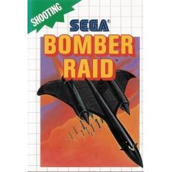 MS BOMBER RAID - Jeux Master System au prix de 12,95€