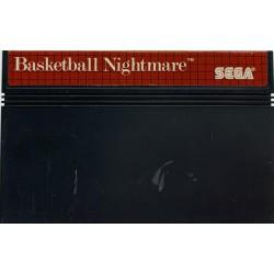 MS BASKETBALL NIGHTMARE (LOOSE) - Jeux Master System au prix de 3,95€