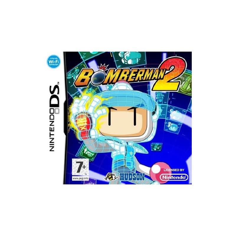 DS BOMBERMAN 2 - Jeux DS au prix de 14,95€