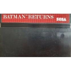 MS BATMAN RETURNS (LOOSE) - Jeux Master System au prix de 3,95€