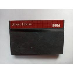 MS GHOST HOUSE (LOOSE) - Jeux Master System au prix de 4,95€