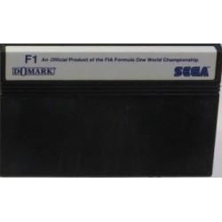 MS F1 (LOOSE) - Jeux Master System au prix de 2,95€