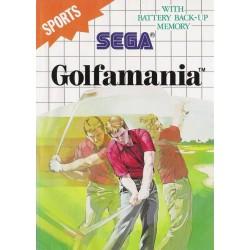MS GOLFAMANIA - Jeux Master System au prix de 6,95€