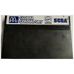 MS GLOBAL GLADIATORS (LOOSE) - Jeux Master System au prix de 2,95€