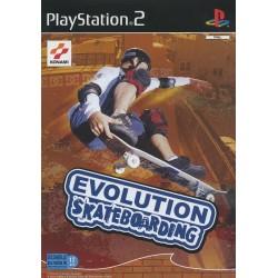 PS2 EVOLUTION SKATEBOARDING - Jeux PS2 au prix de 11,95€