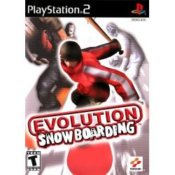 PS2 EVOLUTION SNOWBOARDING - Jeux PS2 au prix de 9,95€