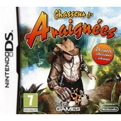DS CHASSEURS D ARAIGNEES - Jeux DS au prix de 9,95€