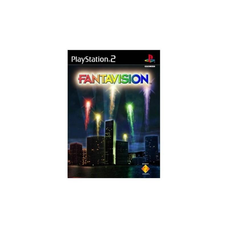 PS2 FANTAVISION - Jeux PS2 au prix de 3,95€