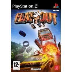 PS2 FLAT OUT - Jeux PS2 au prix de 5,95€