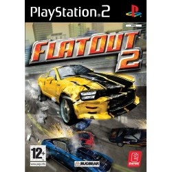 PS2 FLAT OUT 2 - Jeux PS2 au prix de 4,95€