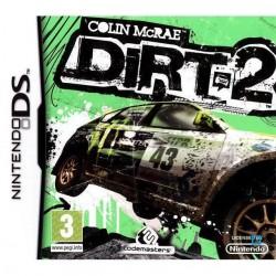 DS COLIN MC RAE DIRT 2 - Jeux DS au prix de 9,95€