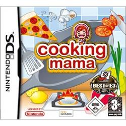 DS COOKING MAMA - Jeux DS au prix de 6,95€