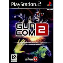 PS2 GUNCOM 2 - Jeux PS2 au prix de 5,95€