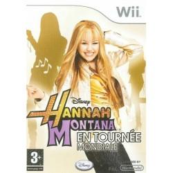 WII HANNAH MONTANA TOURNEE - Jeux Wii au prix de 4,95€