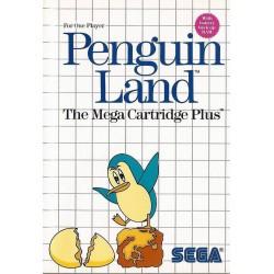MS PENGUIN LAND - Jeux Master System au prix de 14,95€