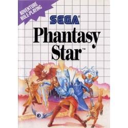 MS PHANTASY STAR - Jeux Master System au prix de 49,95€