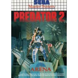 MS PREDATOR 2 - Jeux Master System au prix de 14,95€