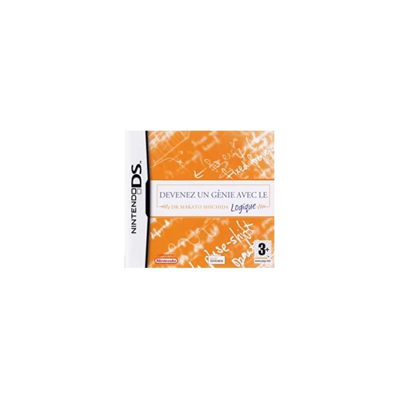 DS DEVENEZ UN GENIE AVEC LE DR MAKOTO SHICHIDA LOGIQUE - Jeux DS au prix de 5,95€