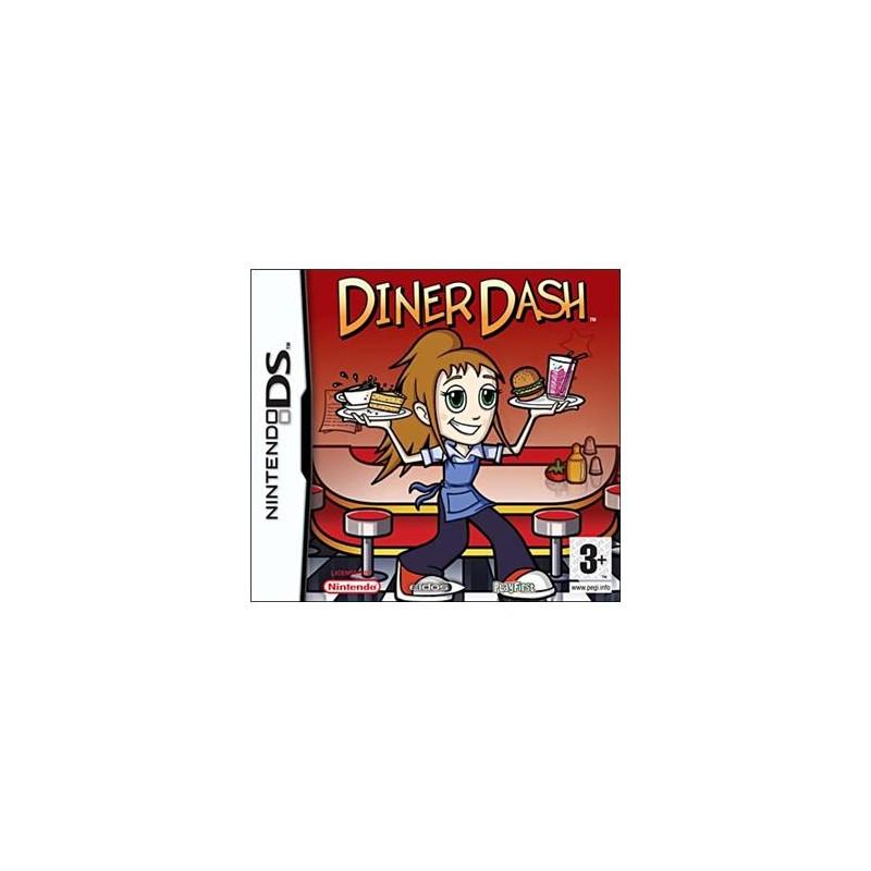 DS DINER DASH - Jeux DS au prix de 12,95€