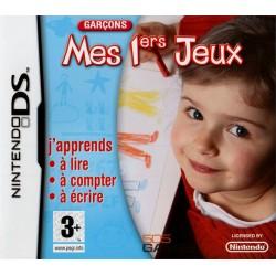 DS MES 1ERS JEUX GARCONS - Jeux DS au prix de 12,95€