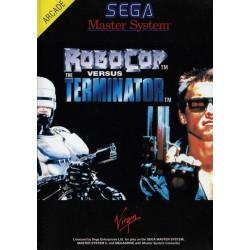 MS ROBOCOP VS THE TERMINATOR - Jeux Master System au prix de 6,95€