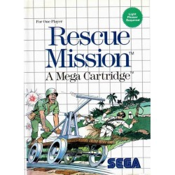 MS RESCUE MISSION (SANS NOTICE) - Jeux Master System au prix de 6,95€
