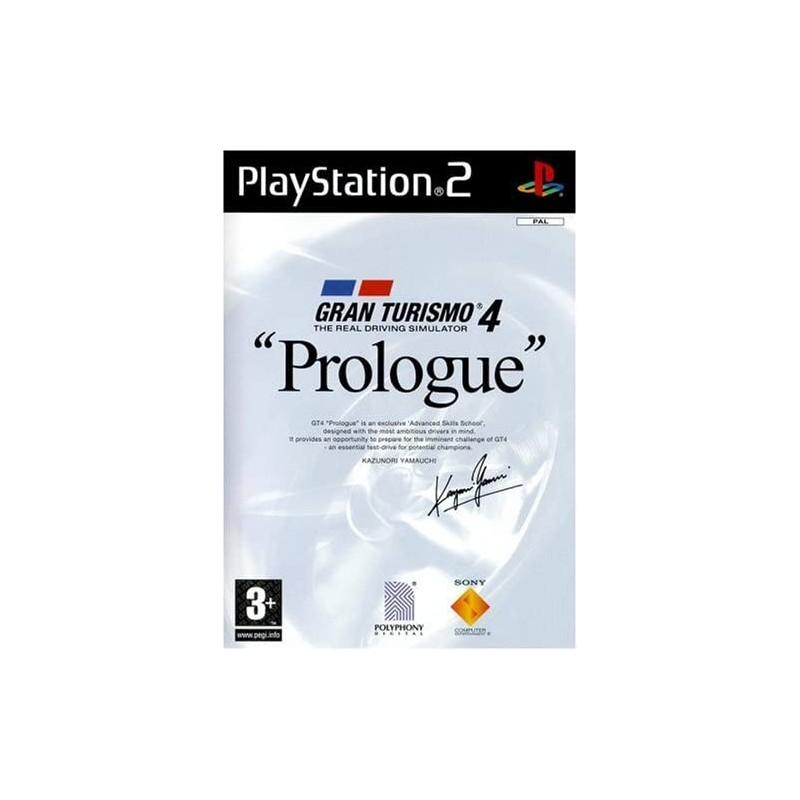PS2 GRAN TURISMO 4 PROLOGUE - Jeux PS2 au prix de 2,95€