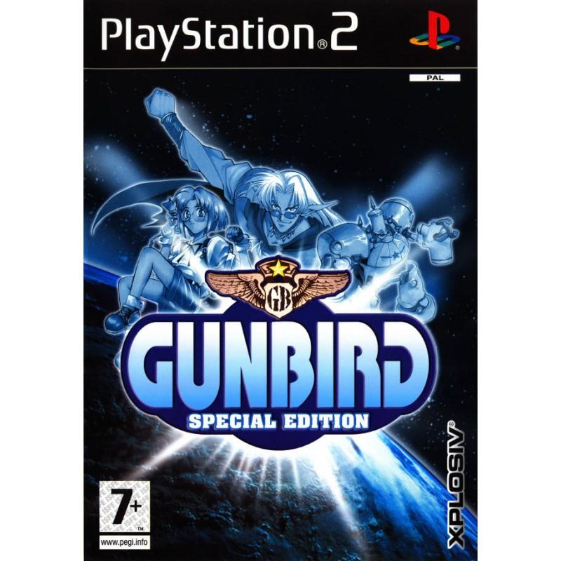 PS2 GUNBIRD SPECIAL EDITION - Jeux PS2 au prix de 6,95€