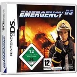 DS EMERGENCY - Jeux DS au prix de 6,95€