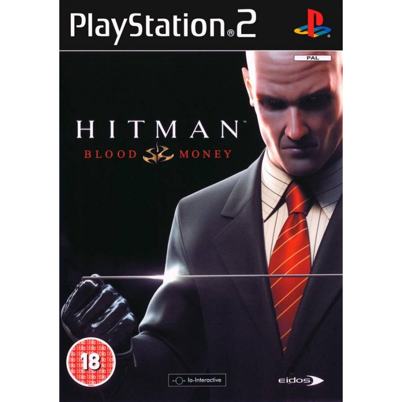 PS2 HITMAN BLOOD MONEY - Jeux PS2 au prix de 4,95€