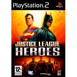PS2 JUSTICE LEAGUE HEROES - Jeux PS2 au prix de 6,95€