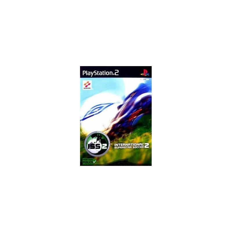 PS2 ISS 2 - Jeux PS2 au prix de 4,95€